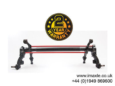 Refurbished Rear Axle For Peugeot 106, Drum Models *2 YEARS  FACTORY WARRANTY*