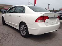 2009 Honda Civic EX-L - LEATHER - POWER SUNROOF - 1 OWNER!