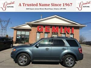 2012 Ford Escape Limited 4x4 V6 Roof Camera Leather
