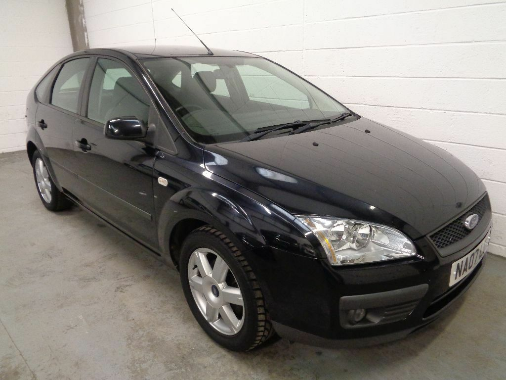 FORD FOCUS SPORT 2007 REG LOW MILEAGE FULL HISTORY