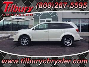 2015 Dodge Journey Limited, bluetooth, dvd, roof, loaded 7 pass