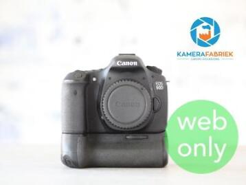 Canon EOS 60D + Canon BG-E9 Battery Grip - 15.132 clicks
