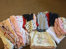 Baby Girls Bundle 0-3