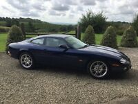 JAGUAR XK8 LOW MILEAGE