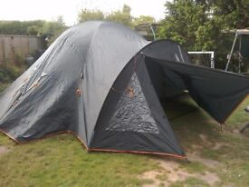 Tent for sale 6 man Gelert Apollo 6 very good condition.