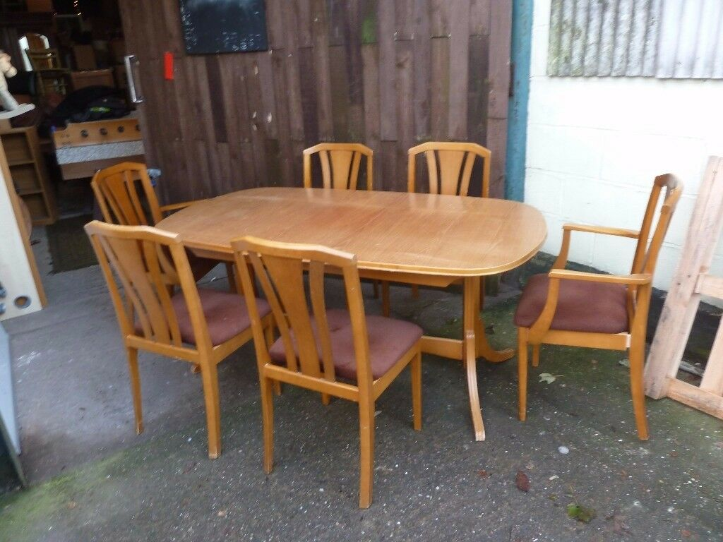 Dining Table and chairs Delivery Available