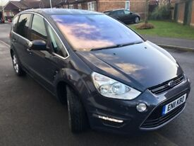 Amazing Ford S-max with 200HP engine, 7 seater, Excellent condition, Full service history