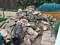 Free load of Cotswold stone