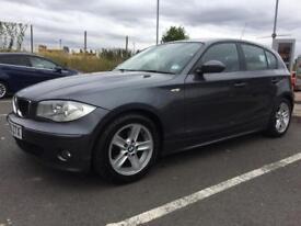 BMW 1 Series 2.0 118d Sport 5dr Diesel