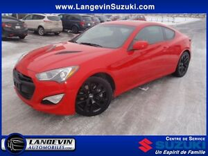 2013 Hyundai Genesis Coupe 2.0T BLACK EDITION