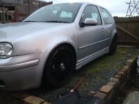 Vw golf mk 4 1.4 please read ad....more images to add!