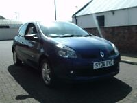 2006 06 RENAULT CLIO 1.2 EXTREME 3DR ** ONLY 68900 MILES ** MOT MAY 2018 **