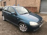 Vauxhall CORSA 1.7 DIESEL NEW MOT