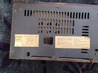 Cosser antique radio