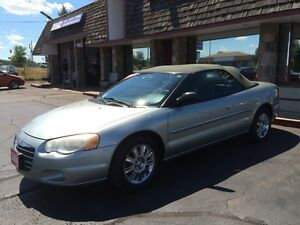 2004 Chrysler Sebring Limited LIMITED