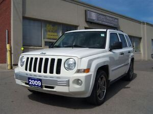 2009 Jeep Patriot Limited Leather