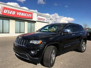 2016 Jeep Grand Cherokee Limited    DEMO VEHICLE BLOWOUT   EXTRE