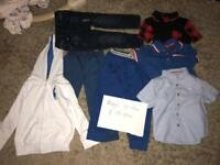 Boys clothes mixed 12-18 & 18-24 months