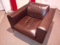 lovely and comfy armchair £15