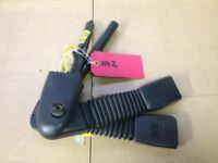 LAND ROVER FREELANDER PAIR OF FRONT SEAT BELT PRETENSIONERS 1997 TO 2000