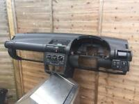 Corsa b dash board black