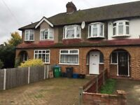 AN IMMACULATE THREE BEDROOM FAMILY HOME LOCATED WITHIN WALKING DISTANCE TO HOUNSLOW BR STN-UNFURN