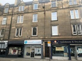 Gorgie Road-3 double bedrooms, living room/kitchen and bathroom. NOT HMO