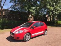 FIAT GRANDE PUNTO 1.2 ACTIVE 57 REG MOT MARCH 28TH 2019 TIMING BELT REPLACED LOW INSURANCE 48+ MPG