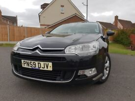 Citroen C5 Diesel. Sep 2009 Model. MOT to 01/2019. Full Service History. 2 Owners.
