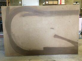 Sundeala Model Railway Board 6' x 4'