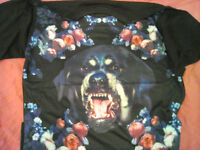 Givenchy Rottweiler T-shirt Very rare as it is discontinued hard to find!! Rrp £350+