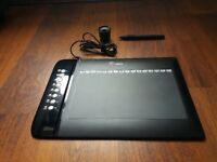 Ugee m1000L graphic tablet