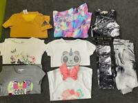 Girls 7-8 years clothes bundle