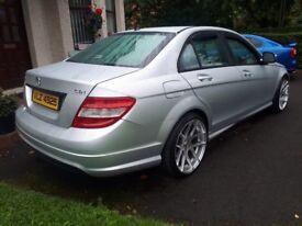 Mercedes c200 cdi 2007