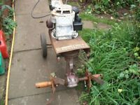 Mountfield Petrol Rotavator (full working order)