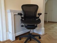 AS BRAND NEW - Herman Miller Aeron Office Chair
