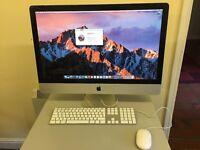 "iMac 27"" / 3.2GHz i3 / RAM 8GB / 1TB 7200rpm"