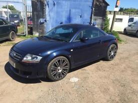 Audi TT 3.2 V6 DSG Breaking