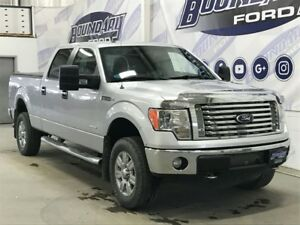 2012 Ford F-150 SuperCrew XLT 3.5L EcoBoost