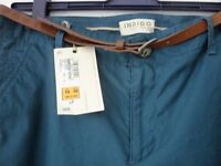 Brand New trousers size 10 from Indigo collection at M&S