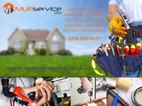 HANDYMAN - PLUMBING - CARPENTRY - PAINTING AND DECORATING - PROPERTY MAINTENANCE Kensington Chelsea