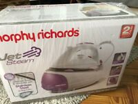 Morphy Richards Jet Steam Generator Iron - BRAND NEW