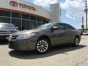2015 Toyota Camry LE, BLUETOOTH, BACKUP CAM, 16 WHEELS