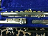 Flute gemeinhardt m2 overhauled