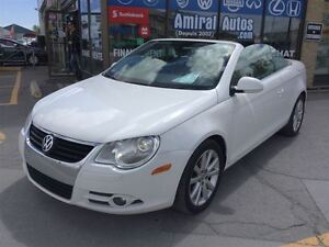 2008 Volkswagen Eos 2.0T *CONVERTIBLE*CUIRE**FULL LOAD**