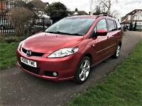 7 Seater -- Mazda 5 - 2.0 Sport -- Spacious -- Part Exchange OK -- Mazda5 alike toyota verso corolla