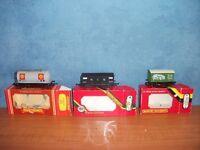 THREE HORNBY RAILWAYS WAGON, BOXED