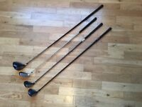 Four Golf Clubs from Nike Golf, Bay Hill and Donnay