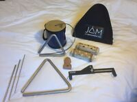 Percussion Items At A VERY Good Price!! Some Are As New/Unused.