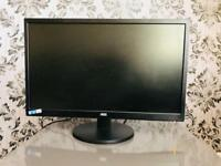 """AOC 236LM00014, 23"""" LED Monitor slime one with HDMI port"""